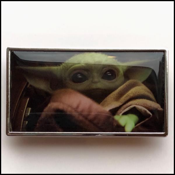 Baby Yoda/The Child pin